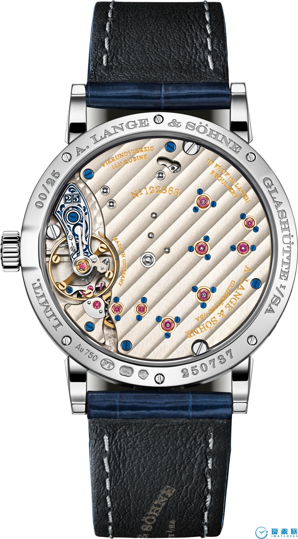 朗格推出第九款周年系列纪念腕表