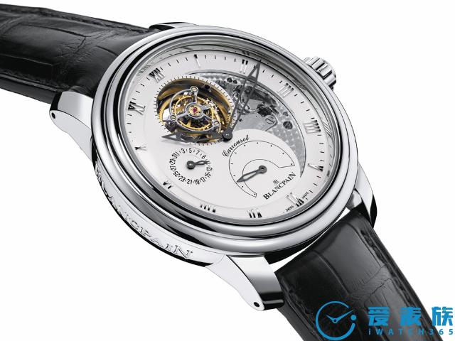 经典时计,华夏情长 瑞士高级制表品牌宝珀Blancpain的中国情缘