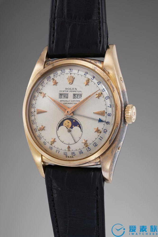 頂級鐘表拍賣市場領導者富藝斯與Bacs Russo呈獻「名表薈萃─日內瓦X」主題拍賣