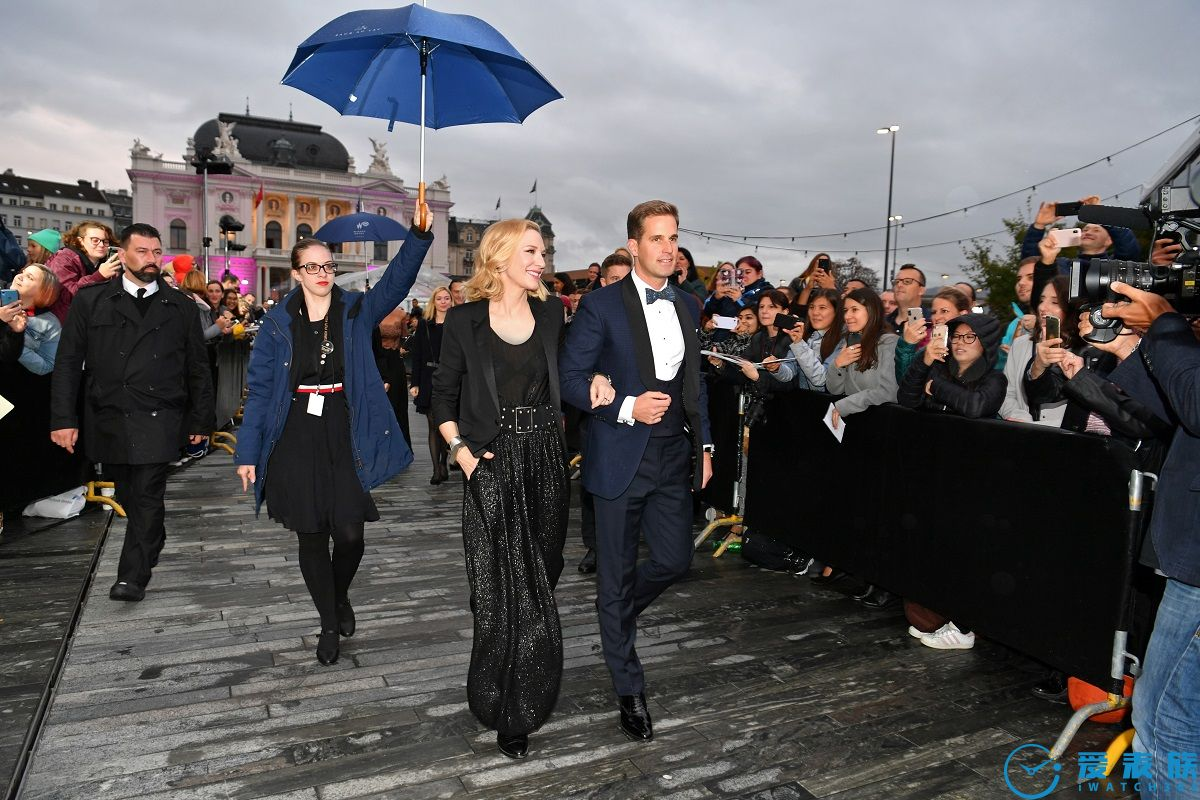 IWC萬國表品牌大使凱特·布蘭切特于第十五屆蘇黎世