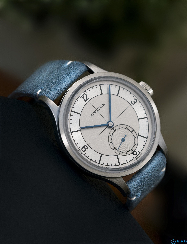浪琴表推出新款經典復刻系列腕表:重返1930年代