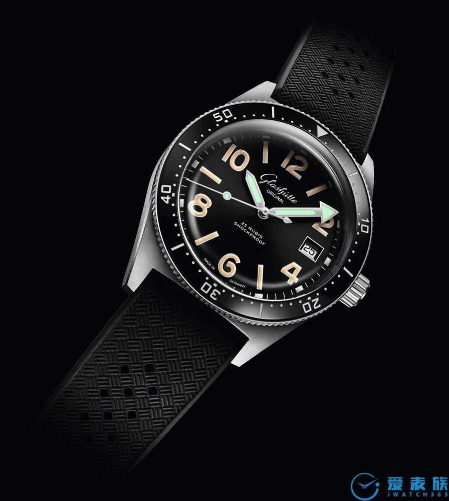 SeaQ 腕表 復興德國鐘表重鎮格拉蘇蒂的潛水表傳統
