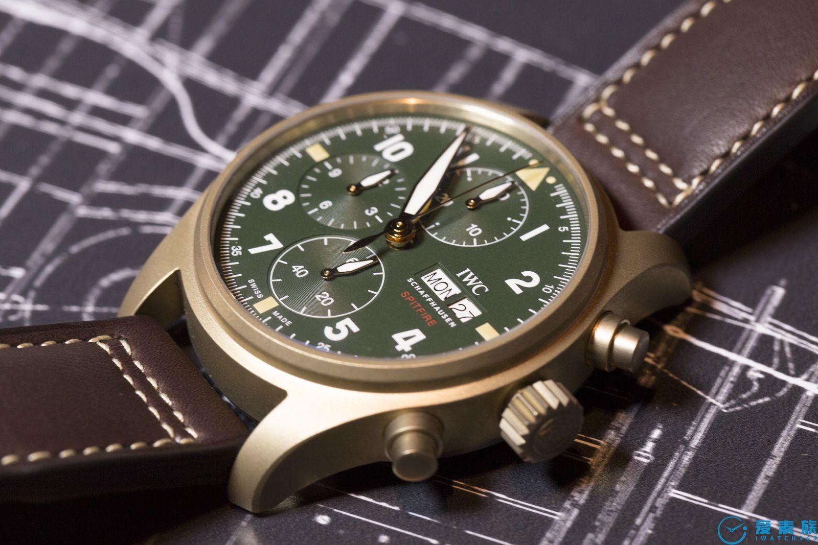 定价5万的青铜计时表--万国造