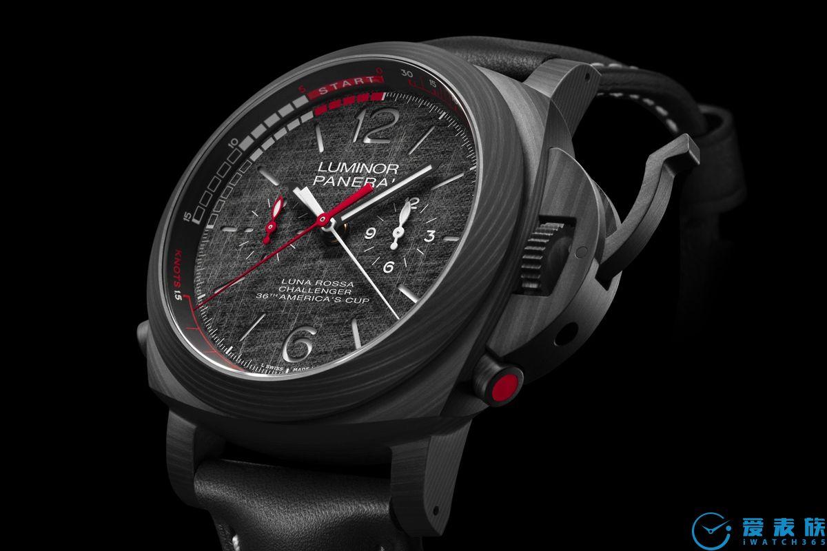 沛納海廬米諾系列腕表 兼具原創本色與純正血統 集結堅實可靠與性能卓著 傲視同儕
