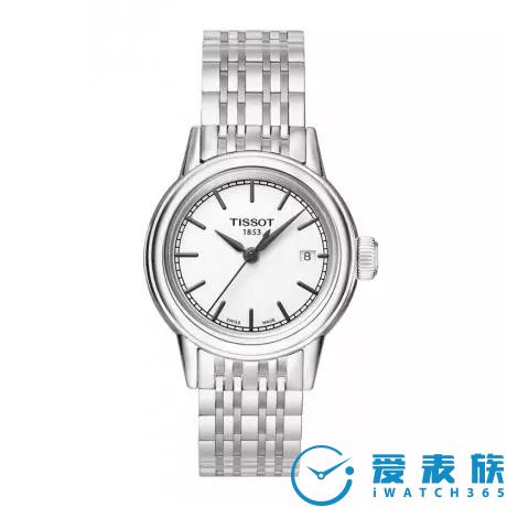 这一刻 收藏进博时间 TISSOT天梭表进博会限量珍藏款腕表发布