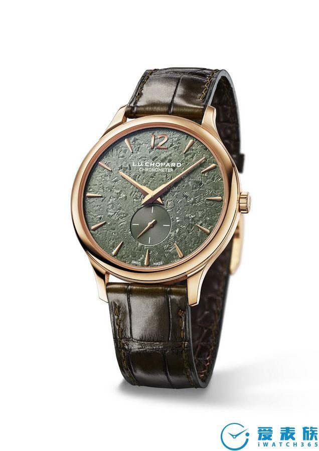 Chopard蕭邦推出三款全新腕表杰作 以超凡匠藝刻錄男士魅力