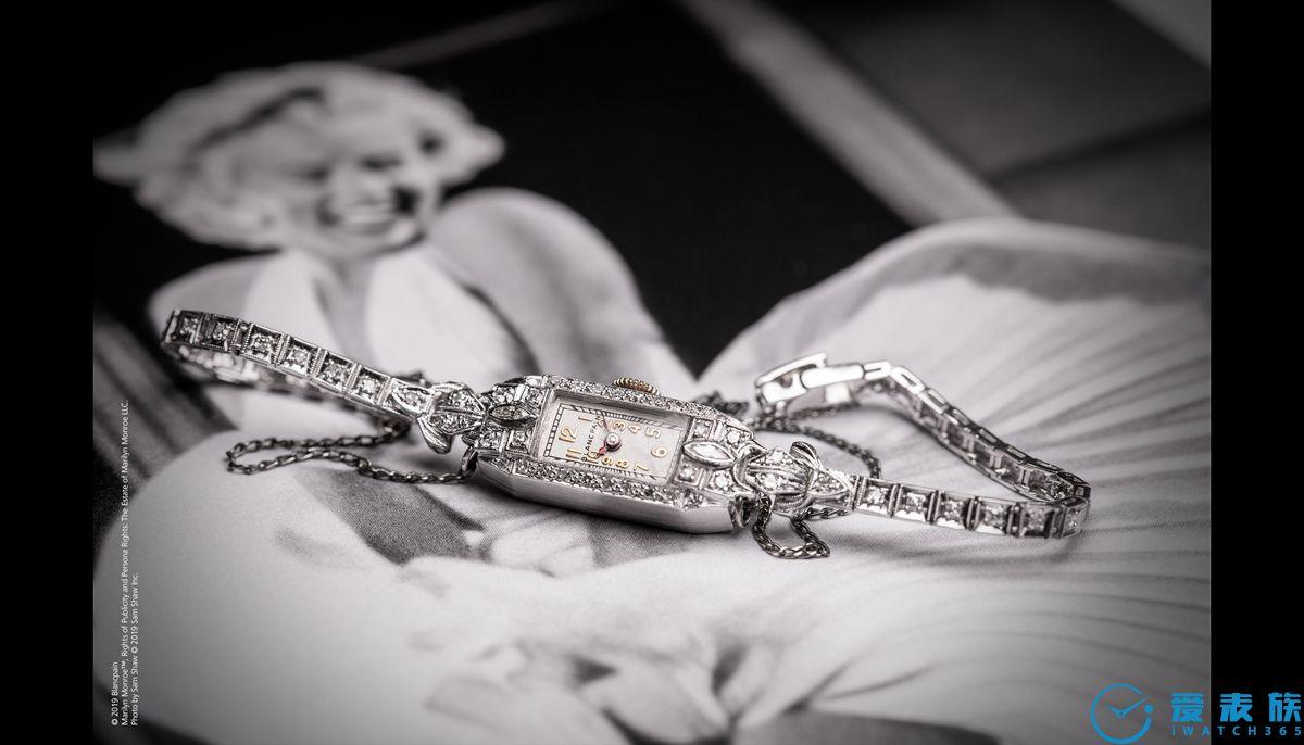 """與夢露浪漫邂逅,溫暖初冬時光 寶珀Blancpain""""雋永的優雅""""女裝腕表展南京開幕"""