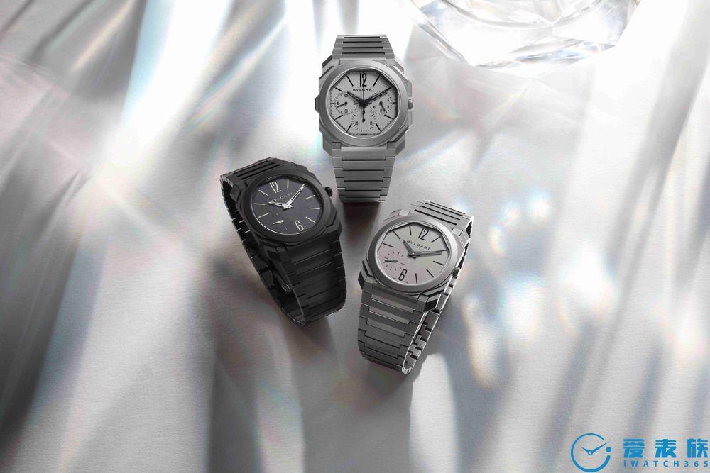 寶格麗Octo Finissimo系列腕表 與鎏光蛇影腕表 共譜歡愉節日旋律