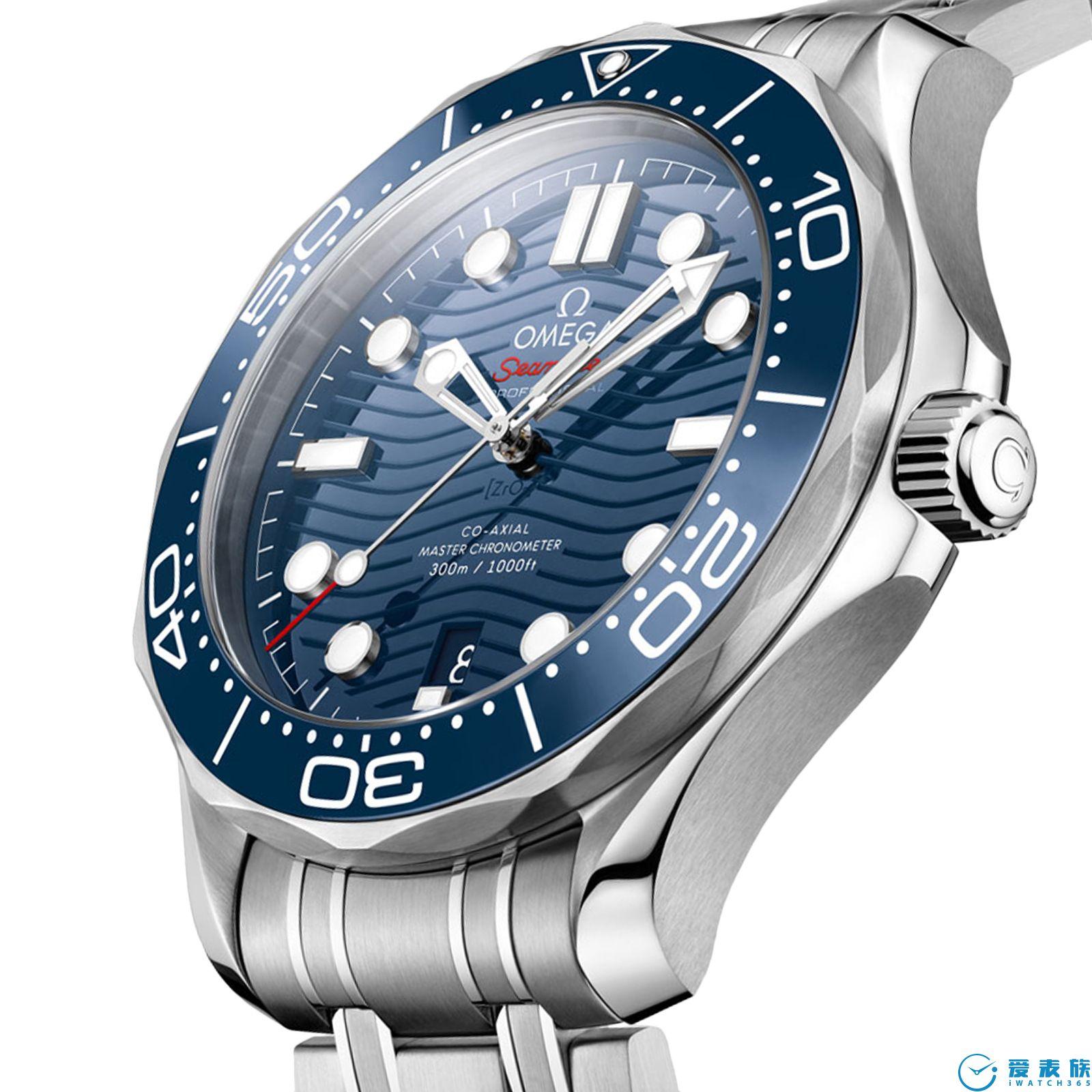 新一代欧米茄海马300米潜水表值得买吗?