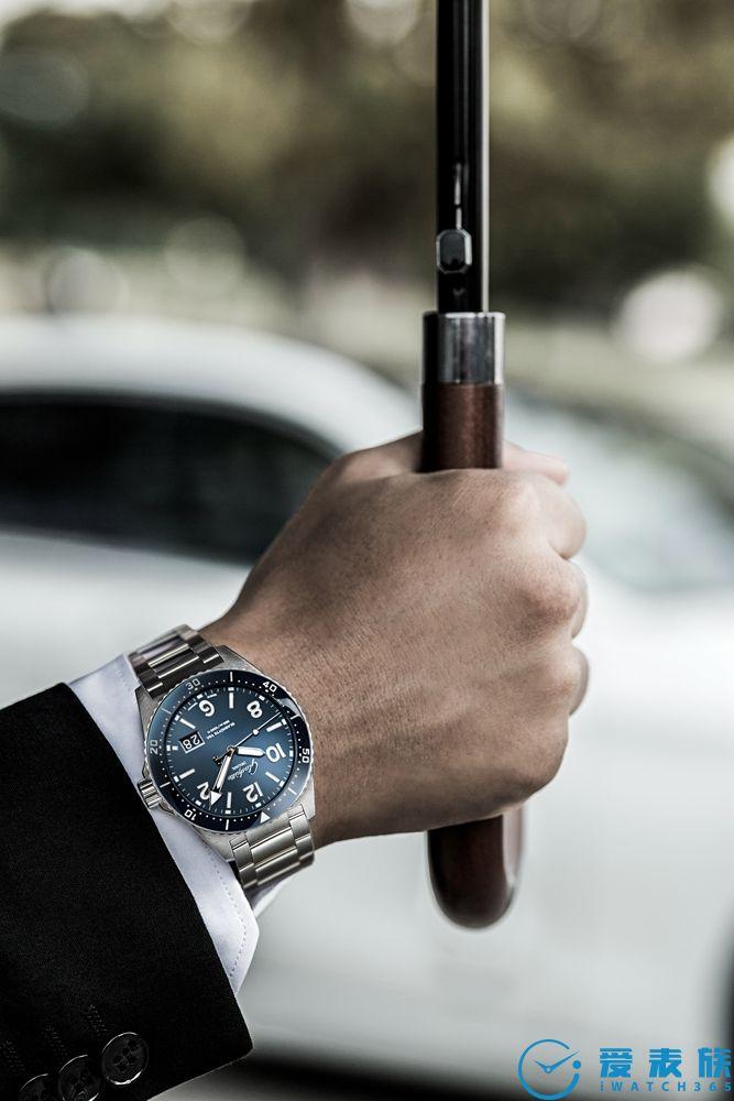 生活与梦 格拉苏蒂原创SeaQ腕表