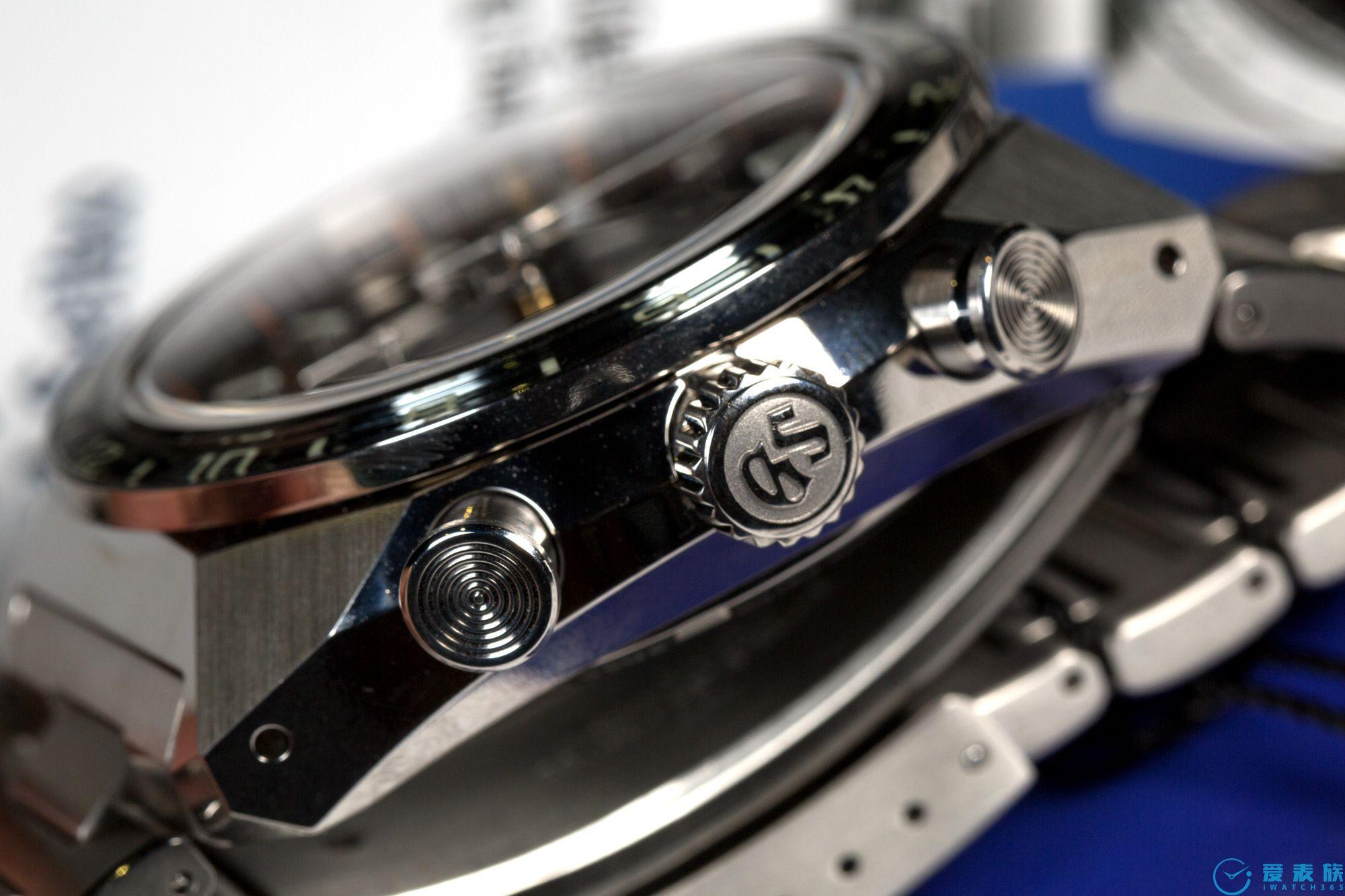 買不到鋼迪,不妨看看Grand Seiko這枚計時表