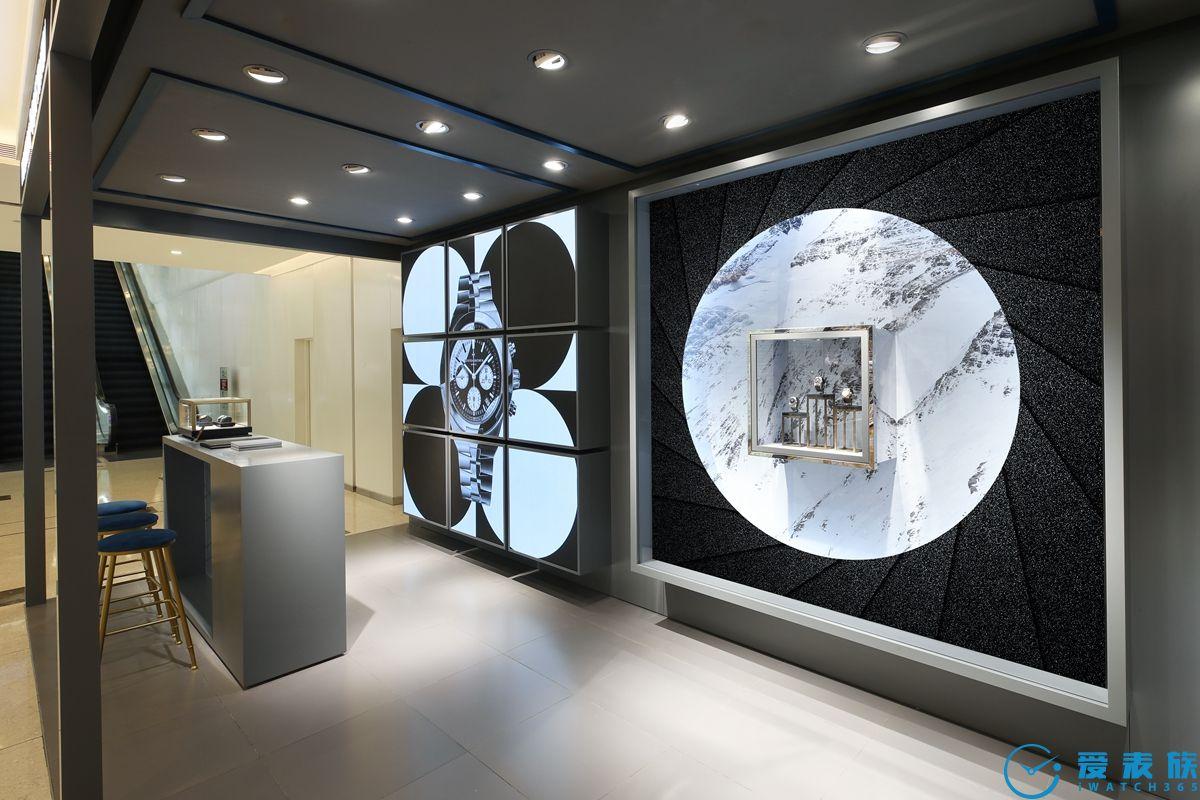 放眼世界,縱橫四海 江詩丹頓限時體驗店首度亮相北京國貿商城
