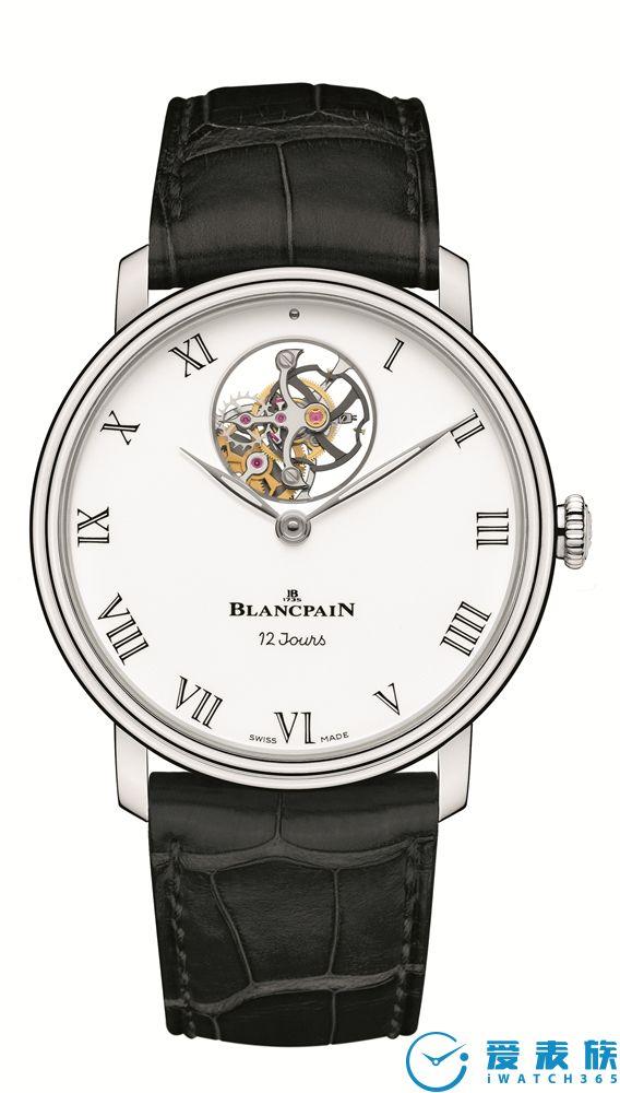 翱翔于腕間的自由飛鳥——寶珀Blancpain飛鳥陀