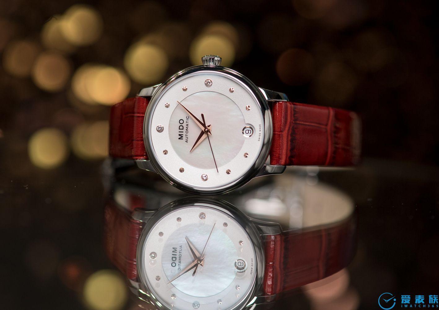 走亲访友·悦见新年 瑞士美度表新年腕表推荐
