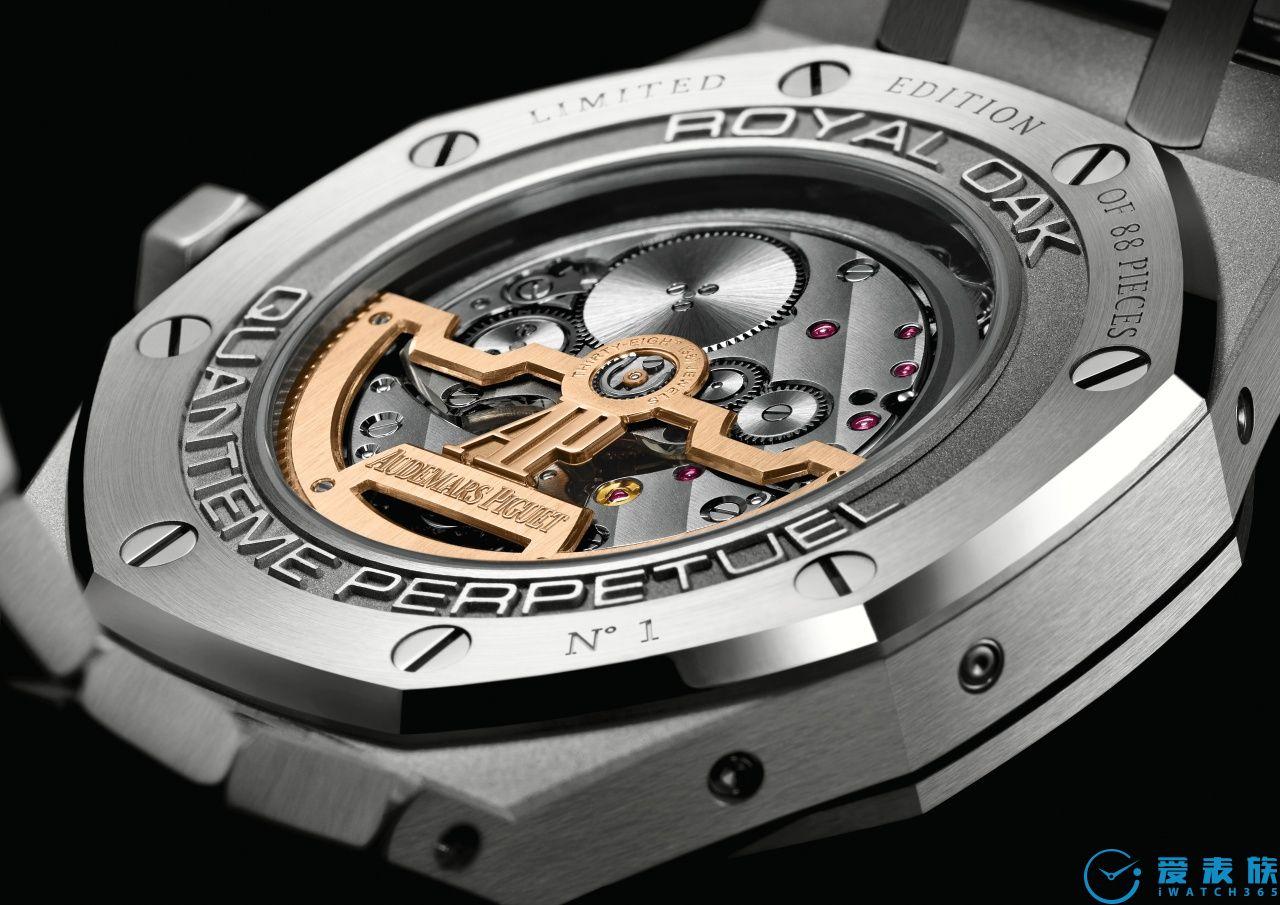爱彼于北京隆重发布 全新皇家橡树系列万年历腕表中国限量版