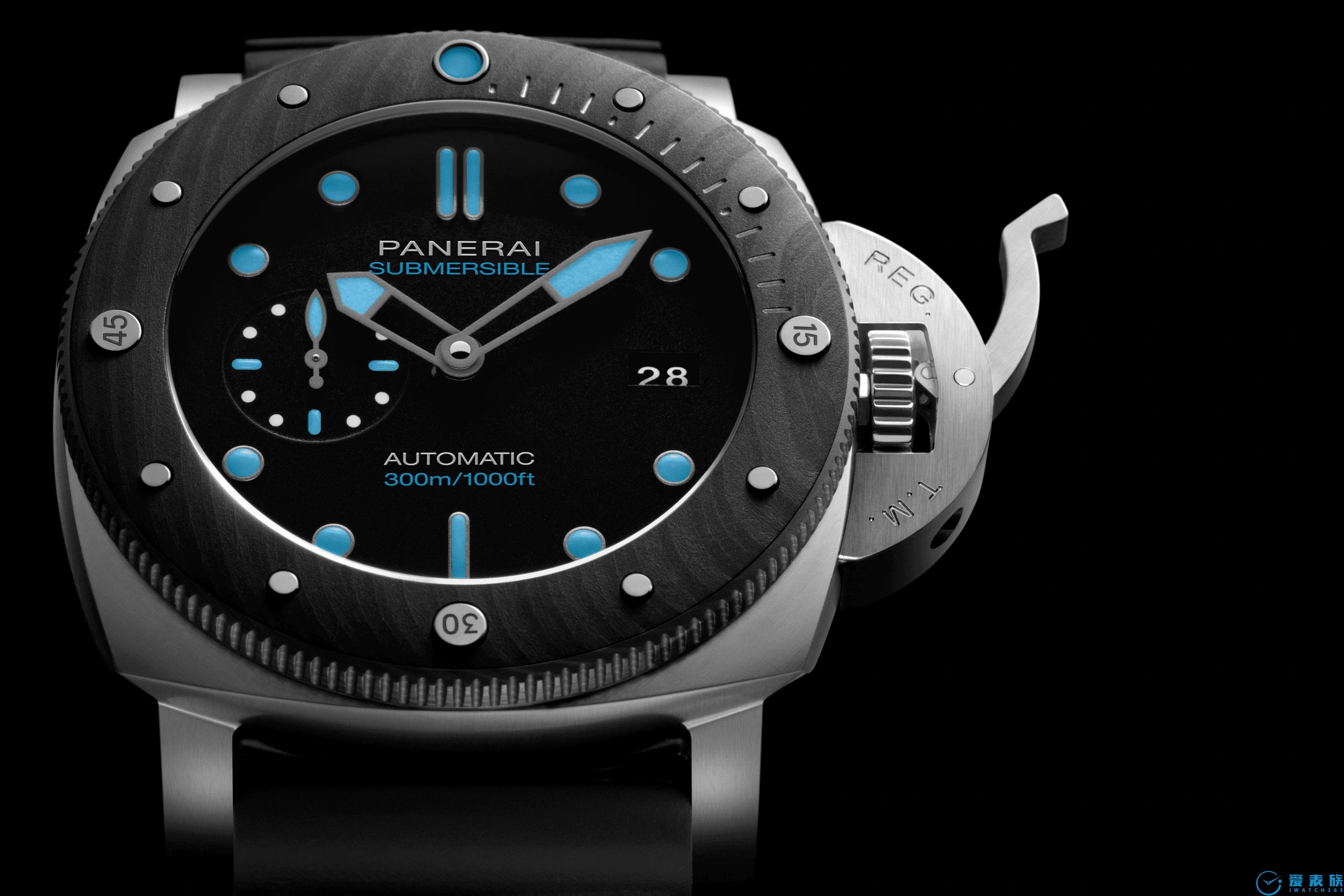 沛納海Luminor Submersible PAM00799