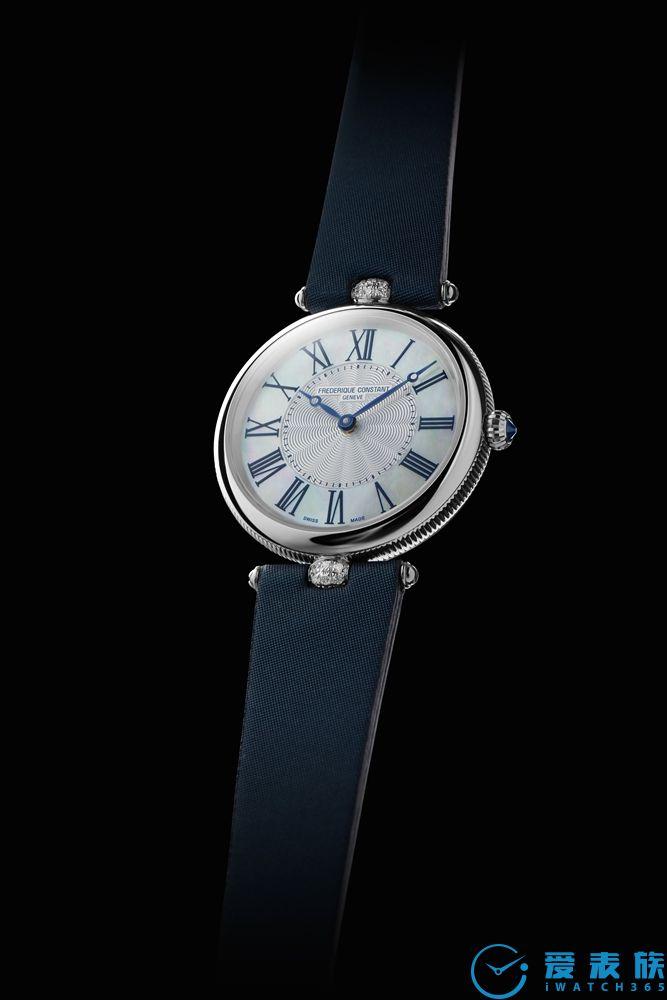 百年典雅Art Déco 系列圓形腕表: 全新致敬女性之作