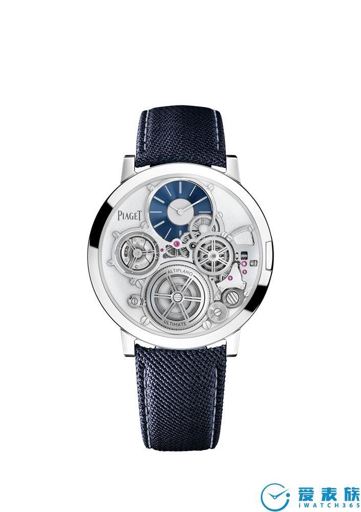 伯爵ALTIPLANO至臻超薄ULTIMATE CONCEPT腕表 从概念研发到触手可及