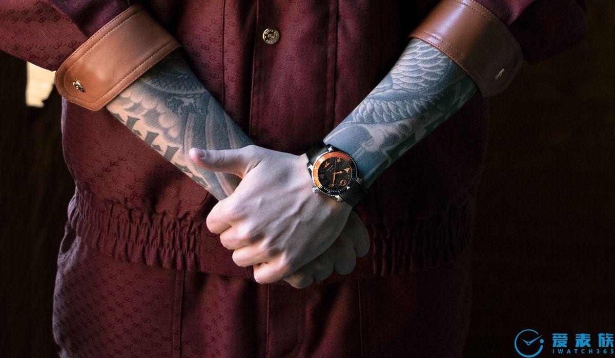 【GUCCI腕表首饰】Gucci联手Fnatic发布全新限量款Gucci Dive系列潜水表