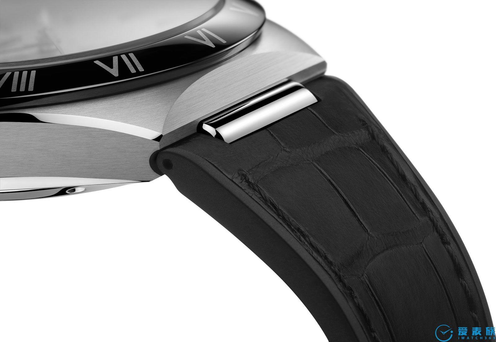 更大、更陶、更皮的欧米茄41毫米星座腕表