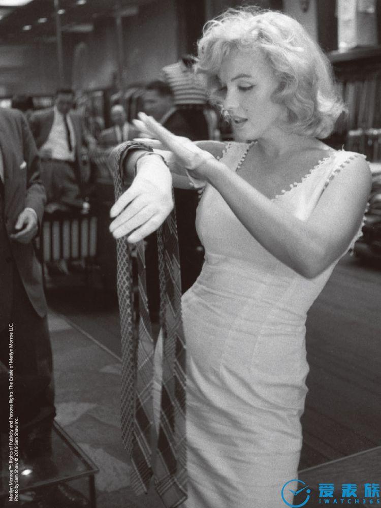 """梦露:卓越高贵的时代印记宝珀Blancpain""""隽永的优雅""""女装腕表展北京开幕"""