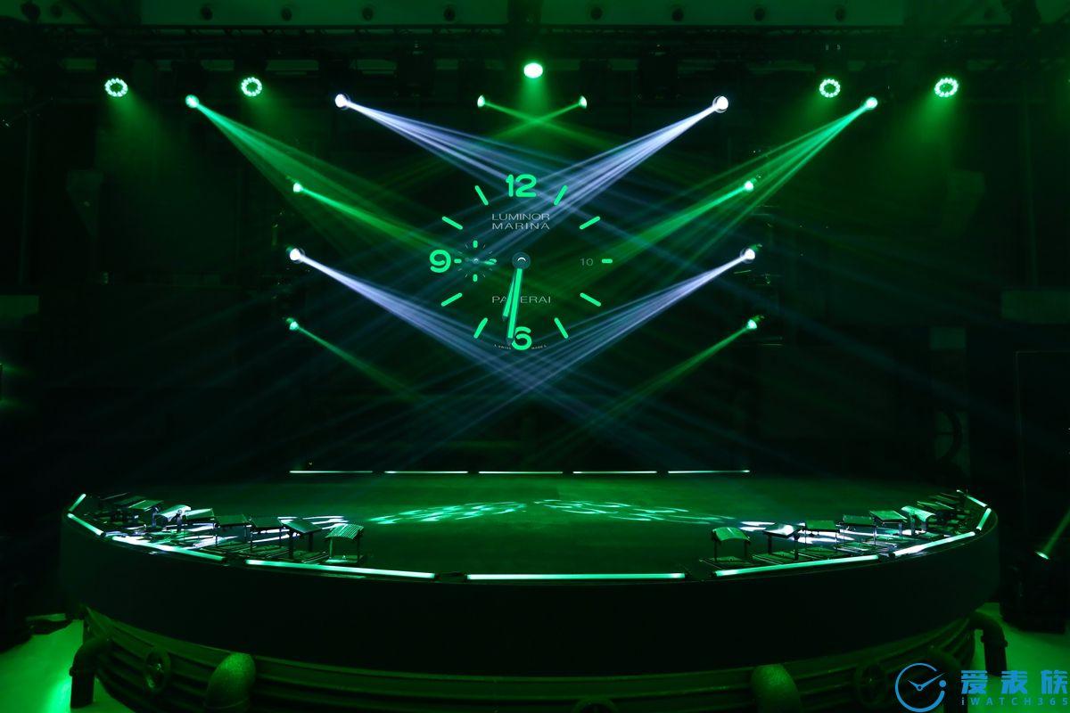 夜光引力 沛纳海Luminor 70年传奇派对登陆上海