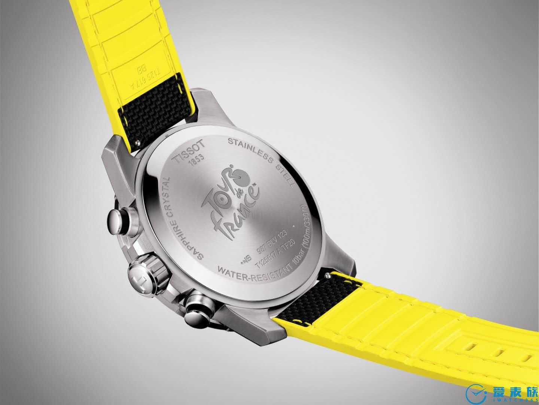 这一刻 分秒必争 TISSOT天梭表推出2020年环法自行车赛特别款腕表