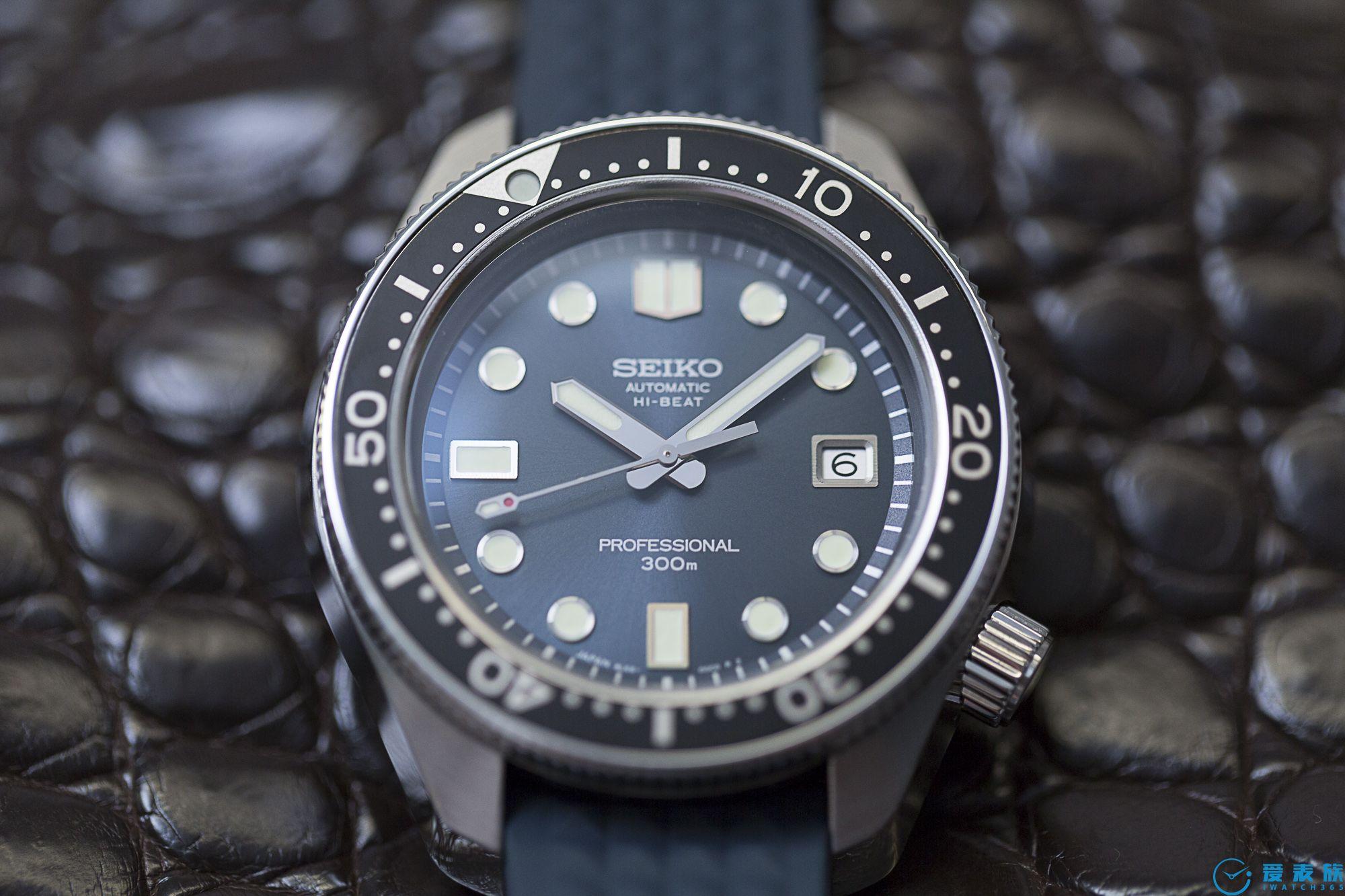 精工潜水表55周年三剑客– SLA037,SLA039和SLA041