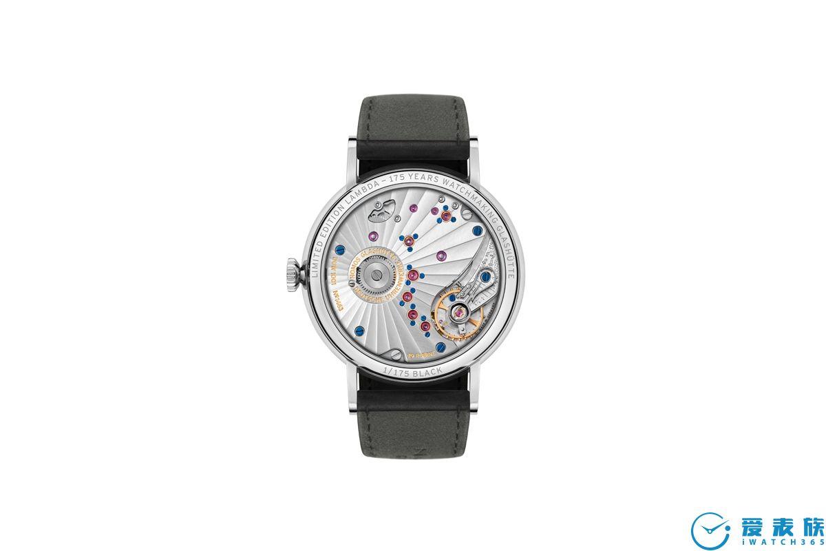 Lambda腕表-纪念格拉苏蒂175年制表历程