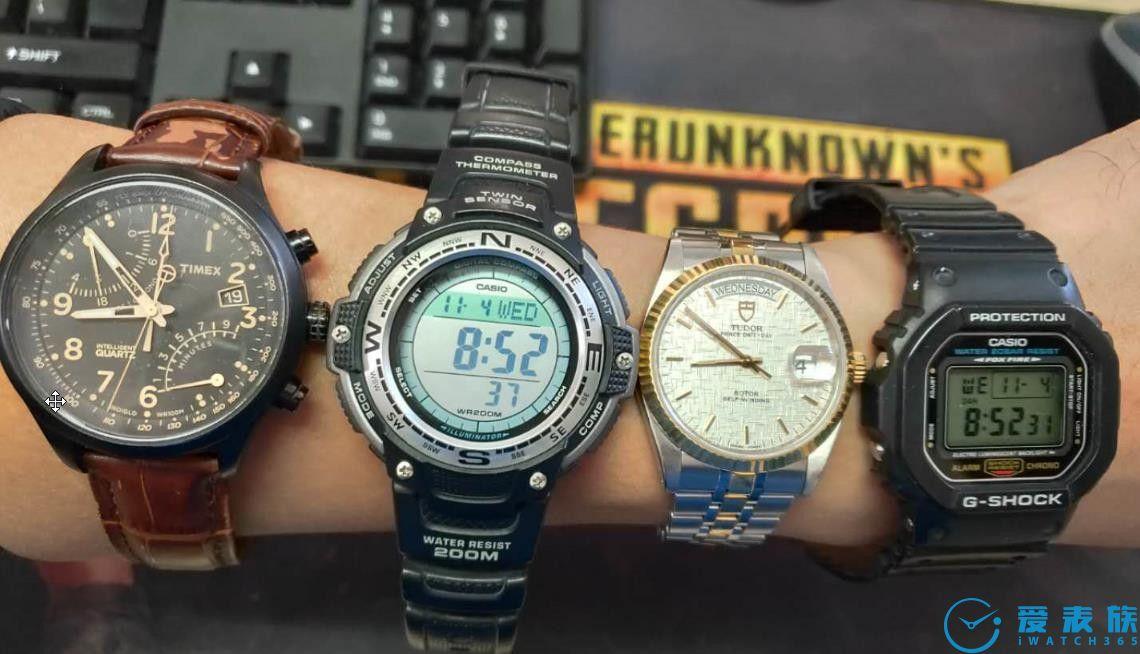聊聊手表的發展趨勢和選購