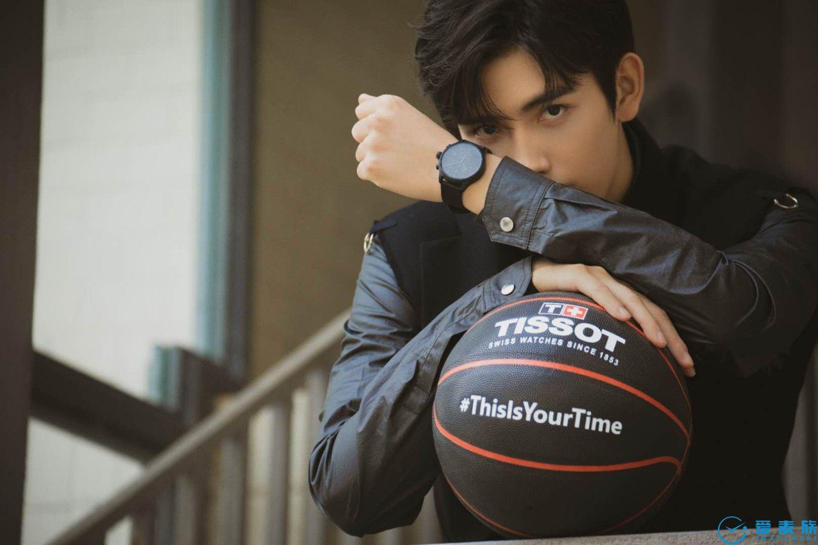 這一刻 放肆新生 TISSOT天梭表全球形象代言人陳飛宇詮釋運動時尚