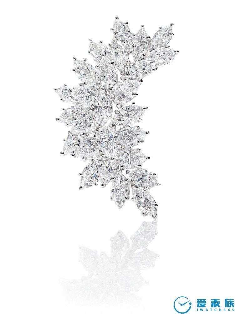 肖战佩戴海瑞温斯顿珠宝亮相北京卫视牛年春节联欢晚会