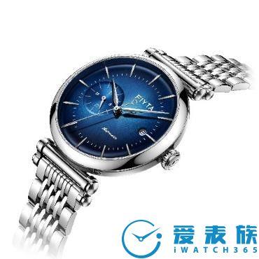 飛亞達表發布代言人馮紹峰全新時間風度大片