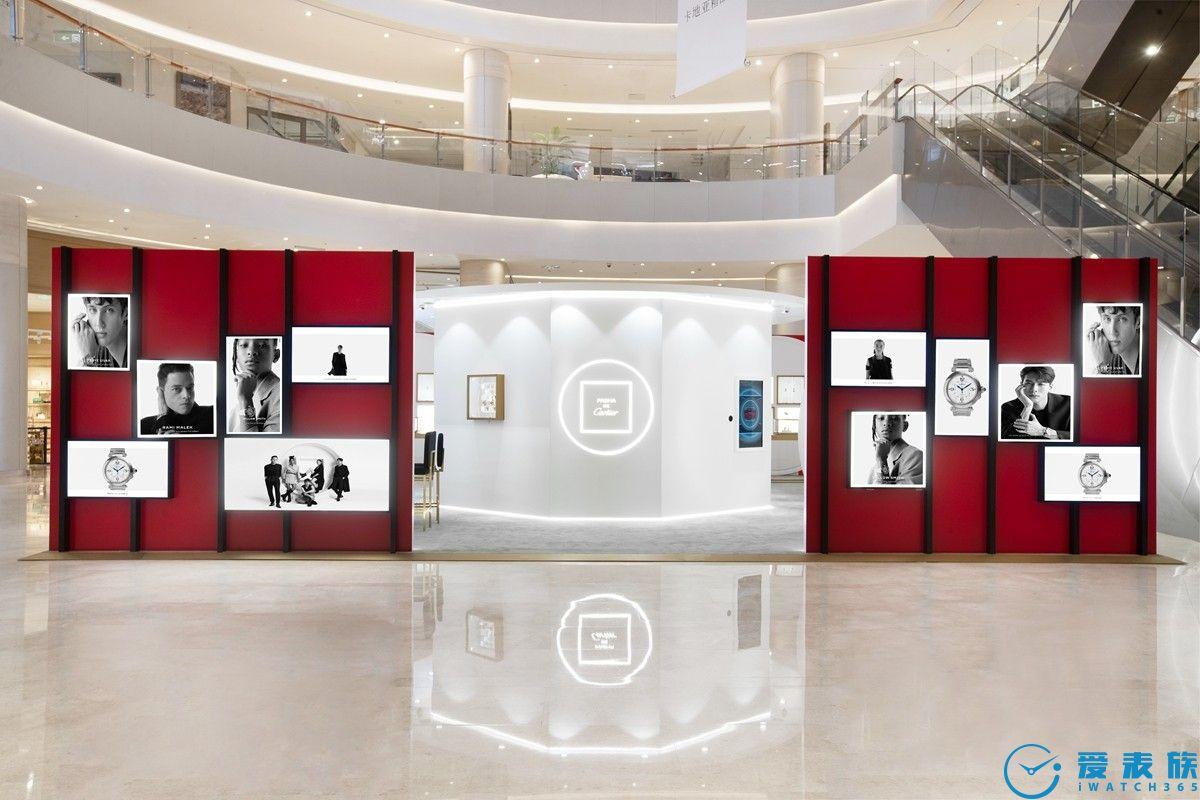 方圆在型 无界于心 卡地亚呈献Pasha de Cartier限时体验空间