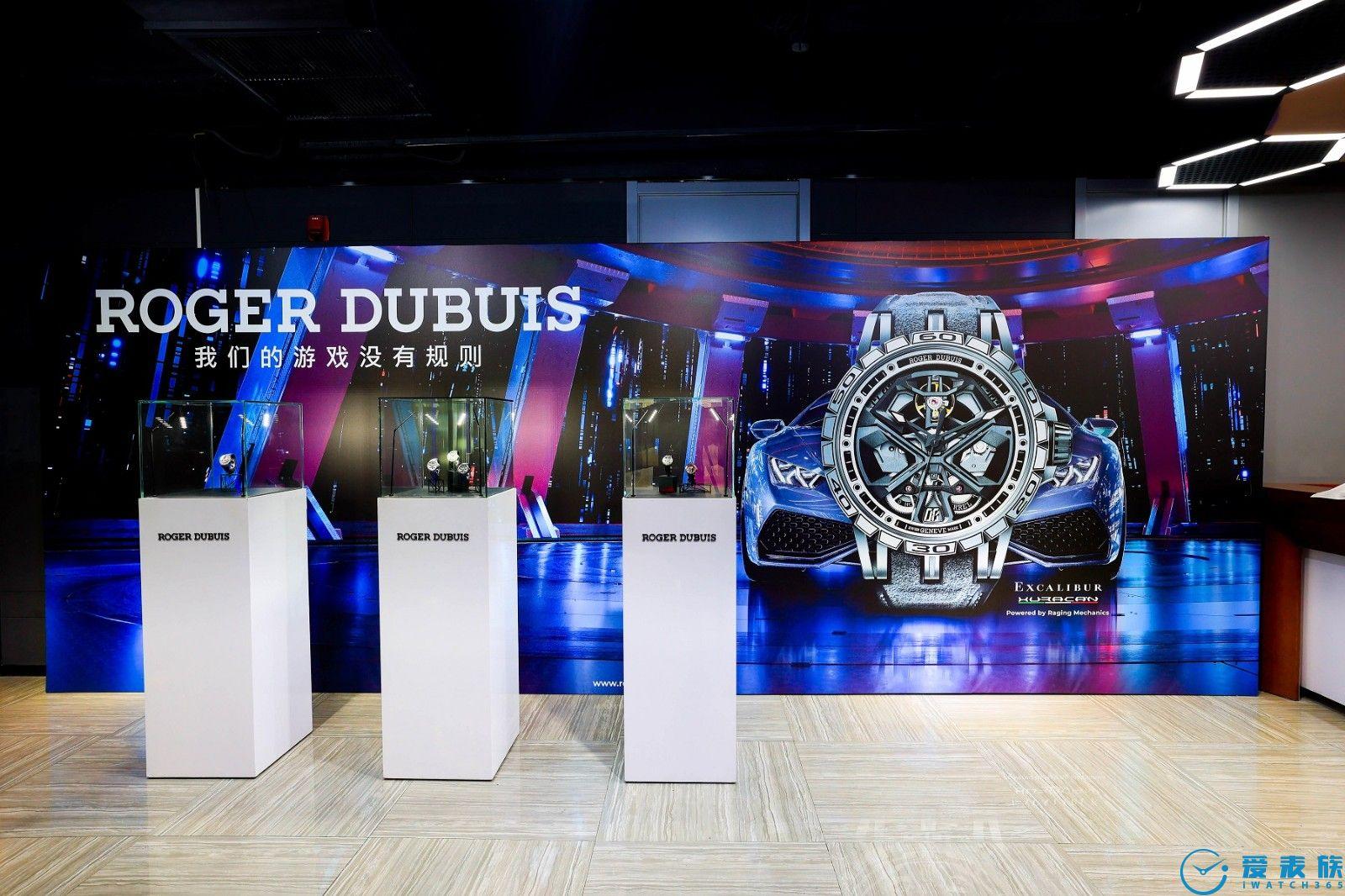 參與電競 致敬英雄 Roger Dubuis羅杰杜彼英雄聯盟職業聯賽LPL體驗日