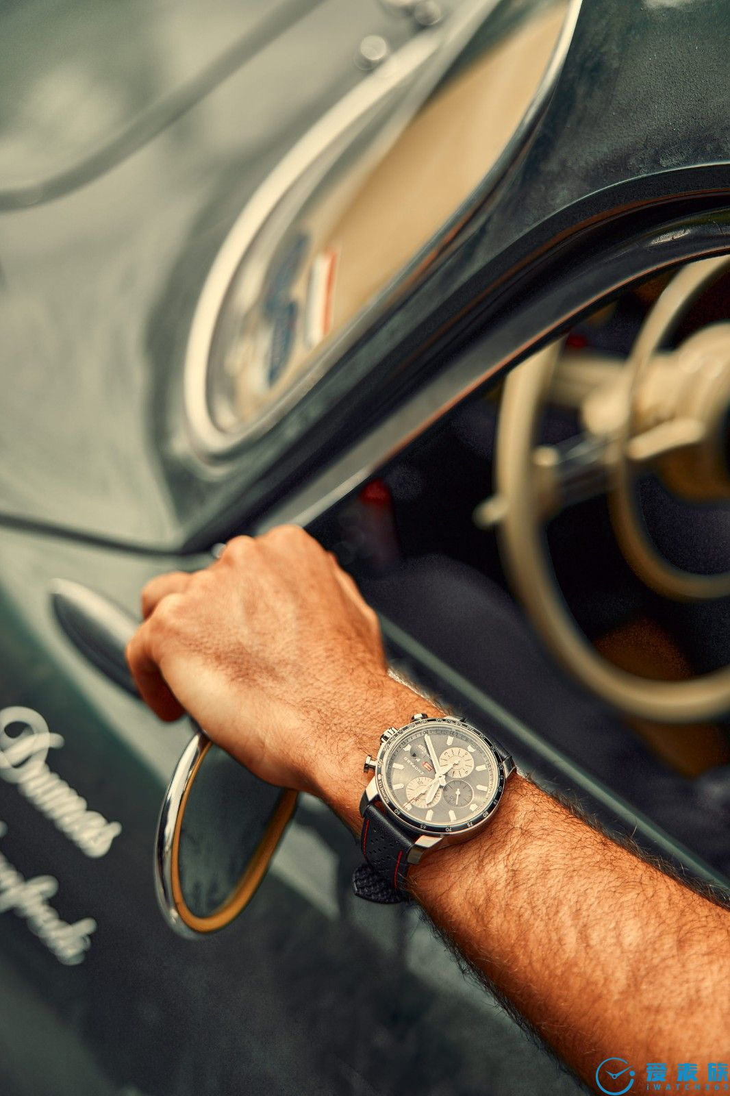 Chopard萧邦与2021年度1000 Miglia大赛 连续34年担任官方时计