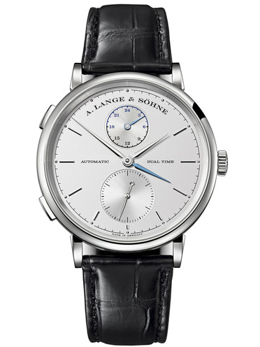 朗格SAXONIA系列SAXONIA DUAL TIME 385.026