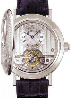 宝玑Tourbillon with Case Cover系列1801BB/12/2W6
