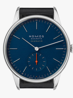 NOMOS-	Orion neomatik 39 midnight blue	343	腕表