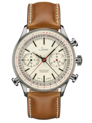 Sinn辛恩Instrument Chronographs系列Art-Nr.910.010追针计时男表